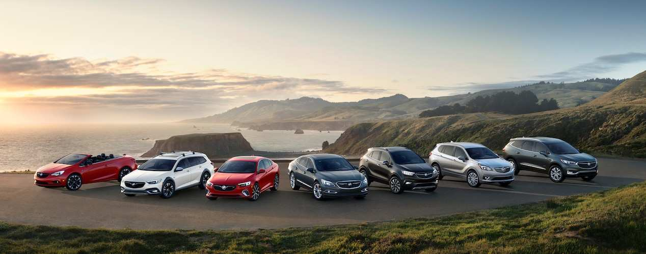 52 All New 2019 Buick Lineup New Model And Performance