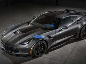 52 All New 2019 Chevrolet Corvette Z06 Exterior