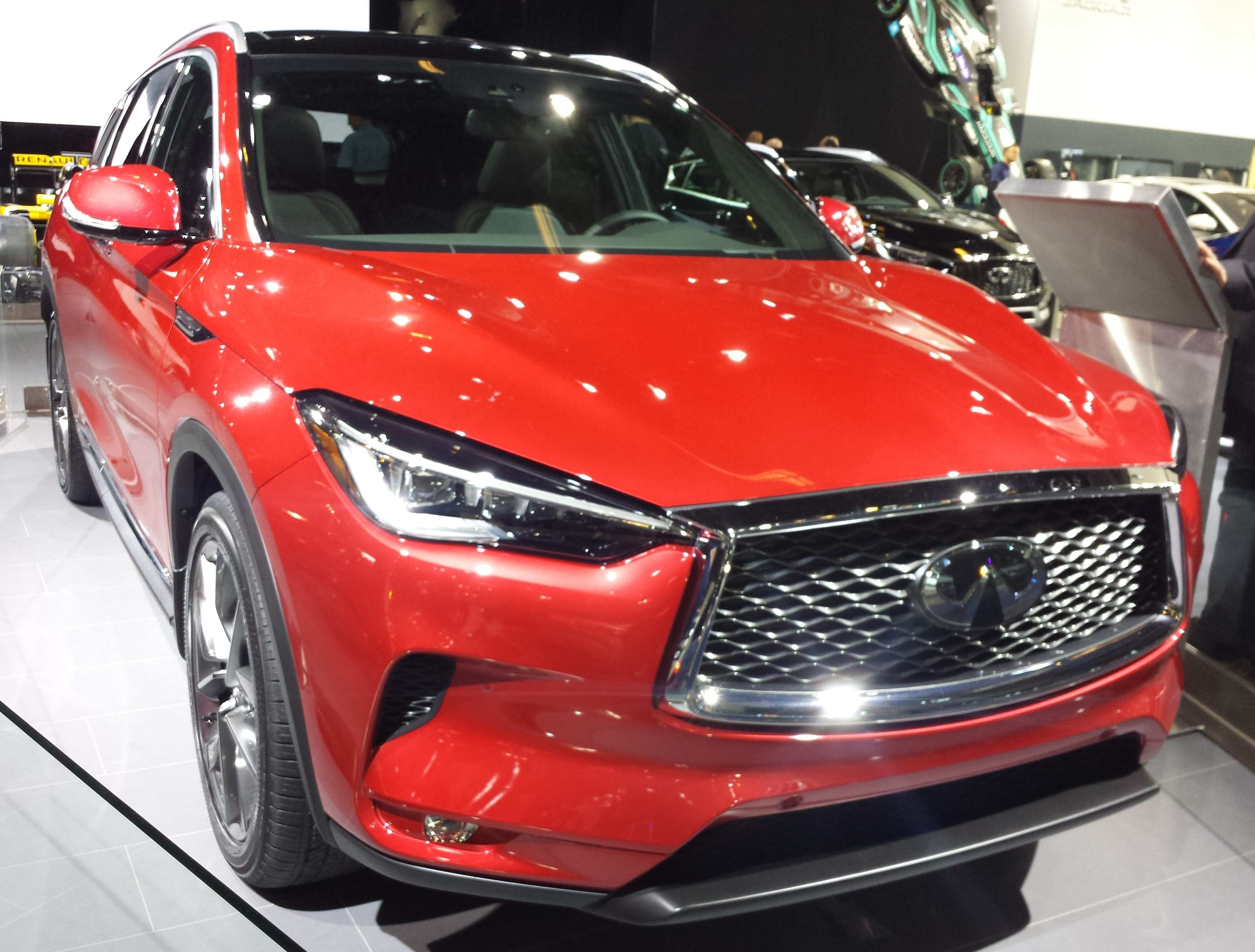 52 All New 2019 Infiniti Qx50 Wiki Exterior And Interior