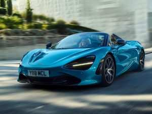 52 All New 2019 Mclaren 720S Spider Rumors