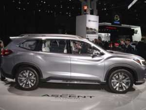 52 All New 2019 Subaru Ascent Release Date Reviews