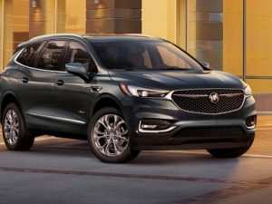 52 All New 2020 Buick Enclave Specs Model
