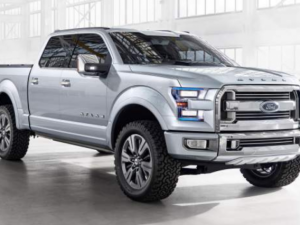52 All New 2020 Ford F150 Atlas Exterior