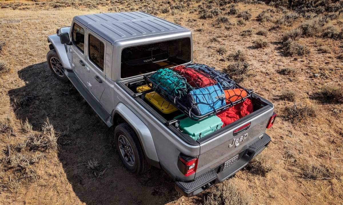 52 All New 2020 Jeep Gladiator Jt Pickup Release Date