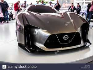 52 All New 2020 Nissan Gran Turismo Model