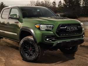 52 All New 2020 Toyota Tacoma Trd Pro Picture