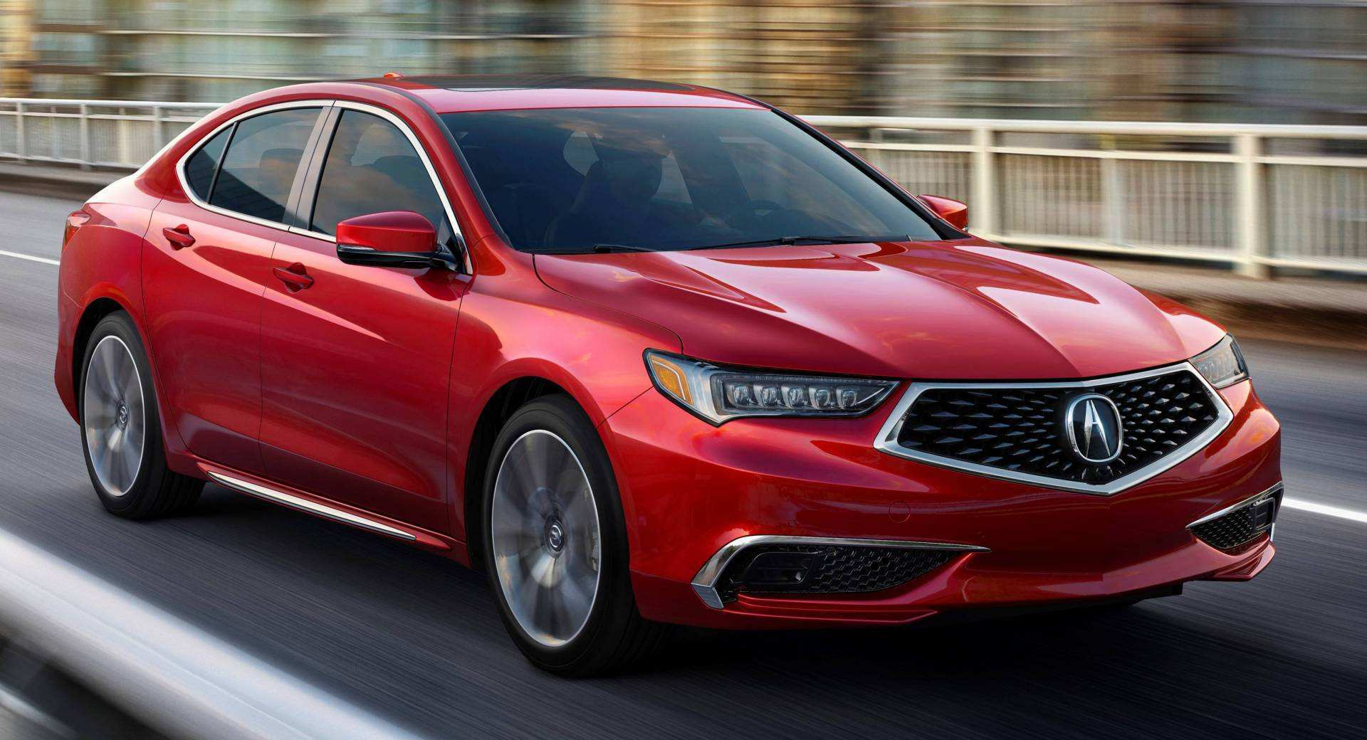 52 All New Acura Tlx Redesign 2020 First Drive