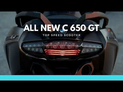 52 All New BMW C650Gt 2020 Ratings