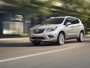 52 All New Buick Envision 2020 Wallpaper