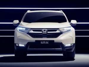 52 All New Honda Crv 2020 New Model and Performance