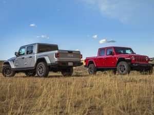 52 All New Jeep Pickup 2020 Msrp Release