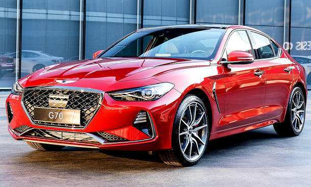 52 All New Kia Genesis 2019 Redesign