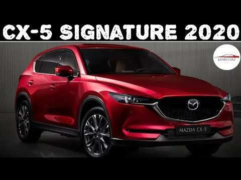 52 All New Mazda Cx 5 2020 Redesign And Concept