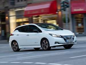 52 All New Nissan Leaf 2019 60 Kwh Performance and New Engine