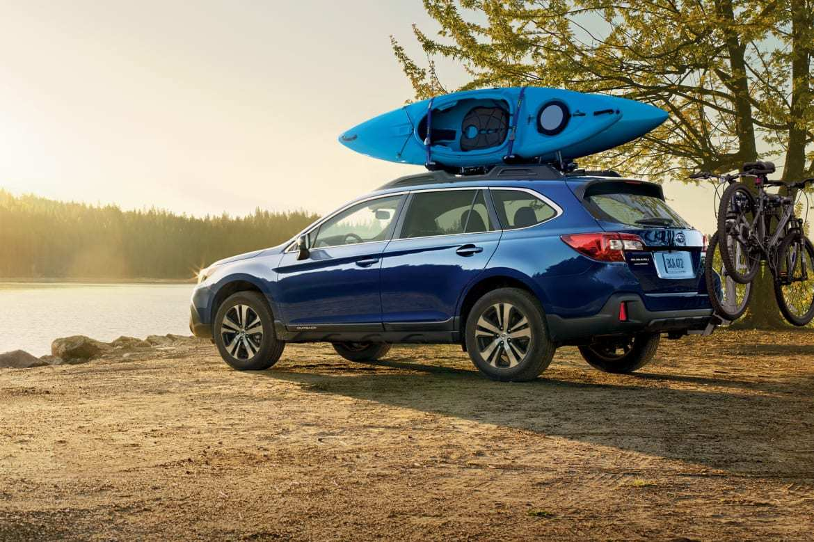 52 All New Subaru Outback 2020 Redesign Release Date