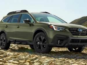 52 All New Subaru Outback Update 2020 Speed Test