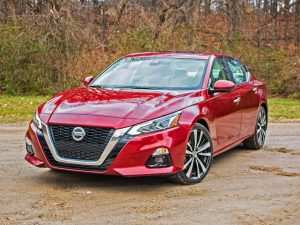 52 All New When Does The 2020 Nissan Altima Come Out Speed Test