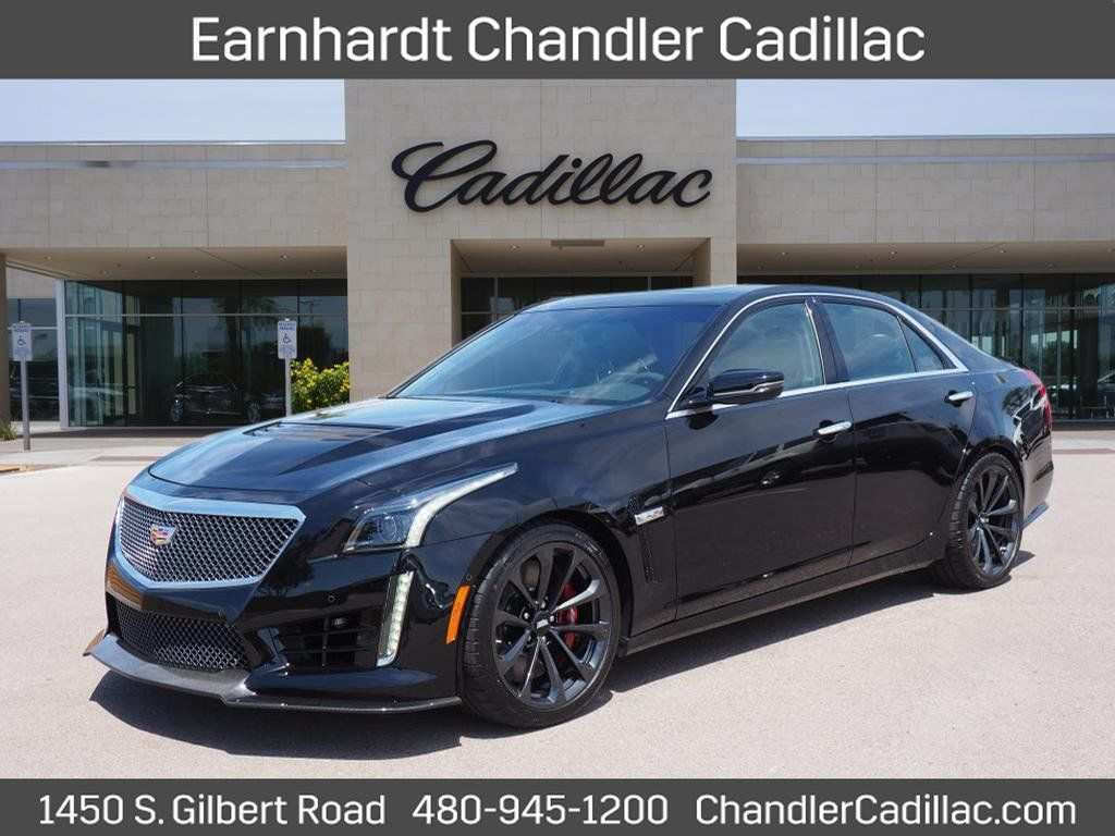 52 Best 2019 Cadillac Cts Research New