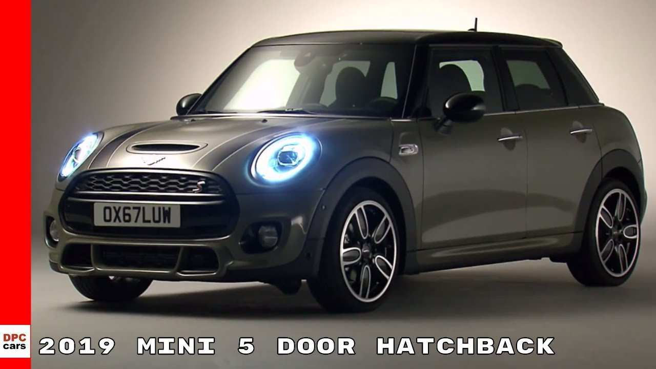 52 Best 2019 Mini Cooper Lci Concept And Review