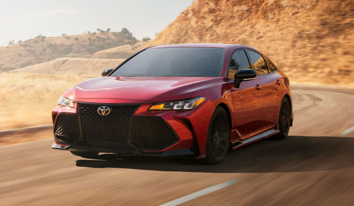 52 Best 2020 Toyota Avalon Redesign Ratings