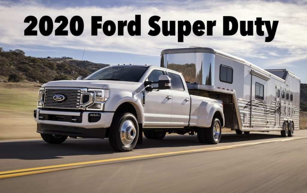 52 Best Ford New Diesel Engine 2020 Exterior And Interior