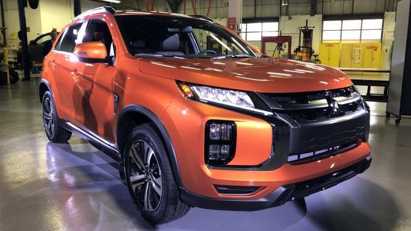 52 Best Mitsubishi New Suv 2020 Review And Release Date