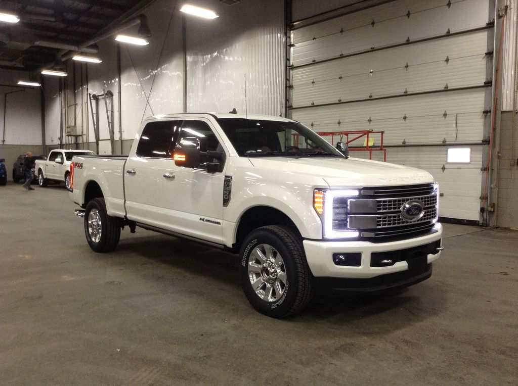 52 New 2019 Ford Super Duty Diesel Price Design And Review