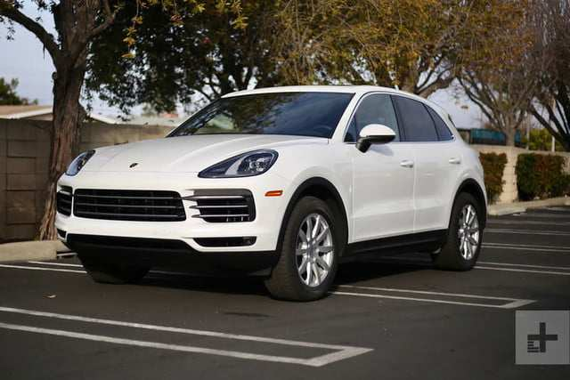 52 New 2019 Porsche Cayenne Standard Features Concept