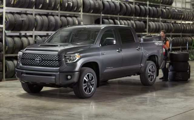 52 New 2019 Toyota Tundra Redesign Specs And Review