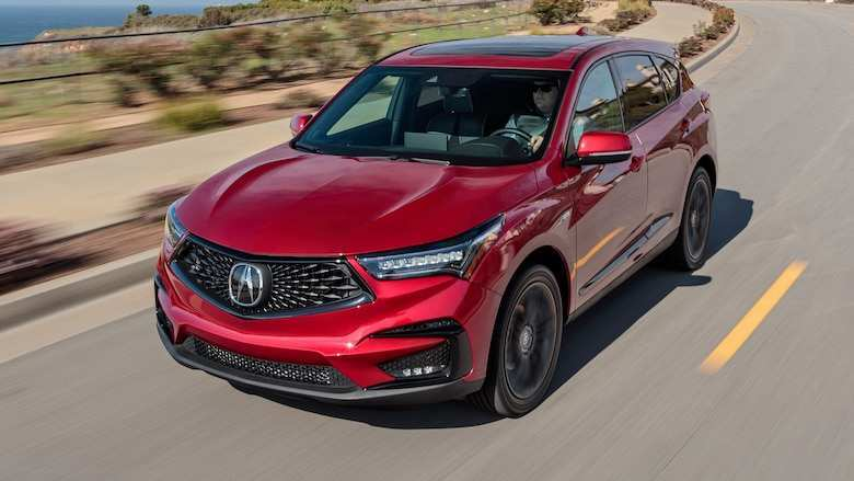 52 New 2020 Acura Rdx Aspec Review And Release Date