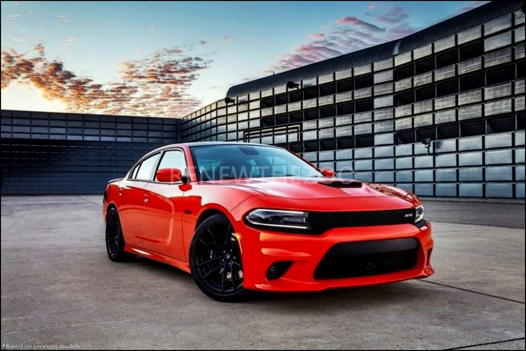 52 New 2020 Dodge Charger Srt Review And Release Date