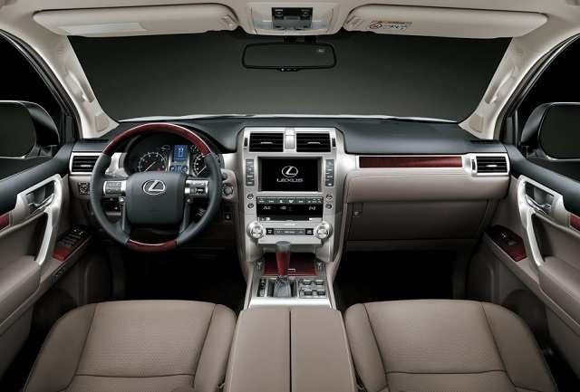 52 New 2020 Lexus Gx 460 Redesign And Concept