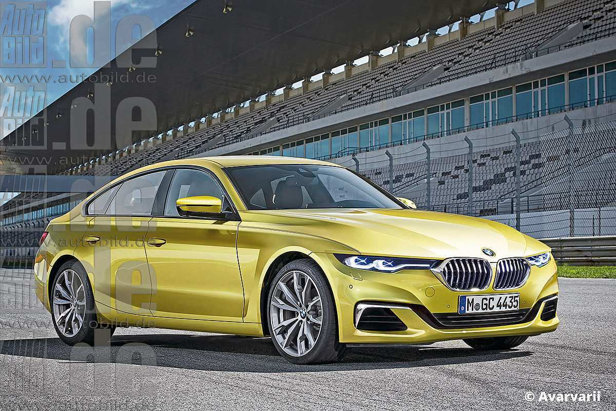 52 New BMW New 4 Series 2020 Research New
