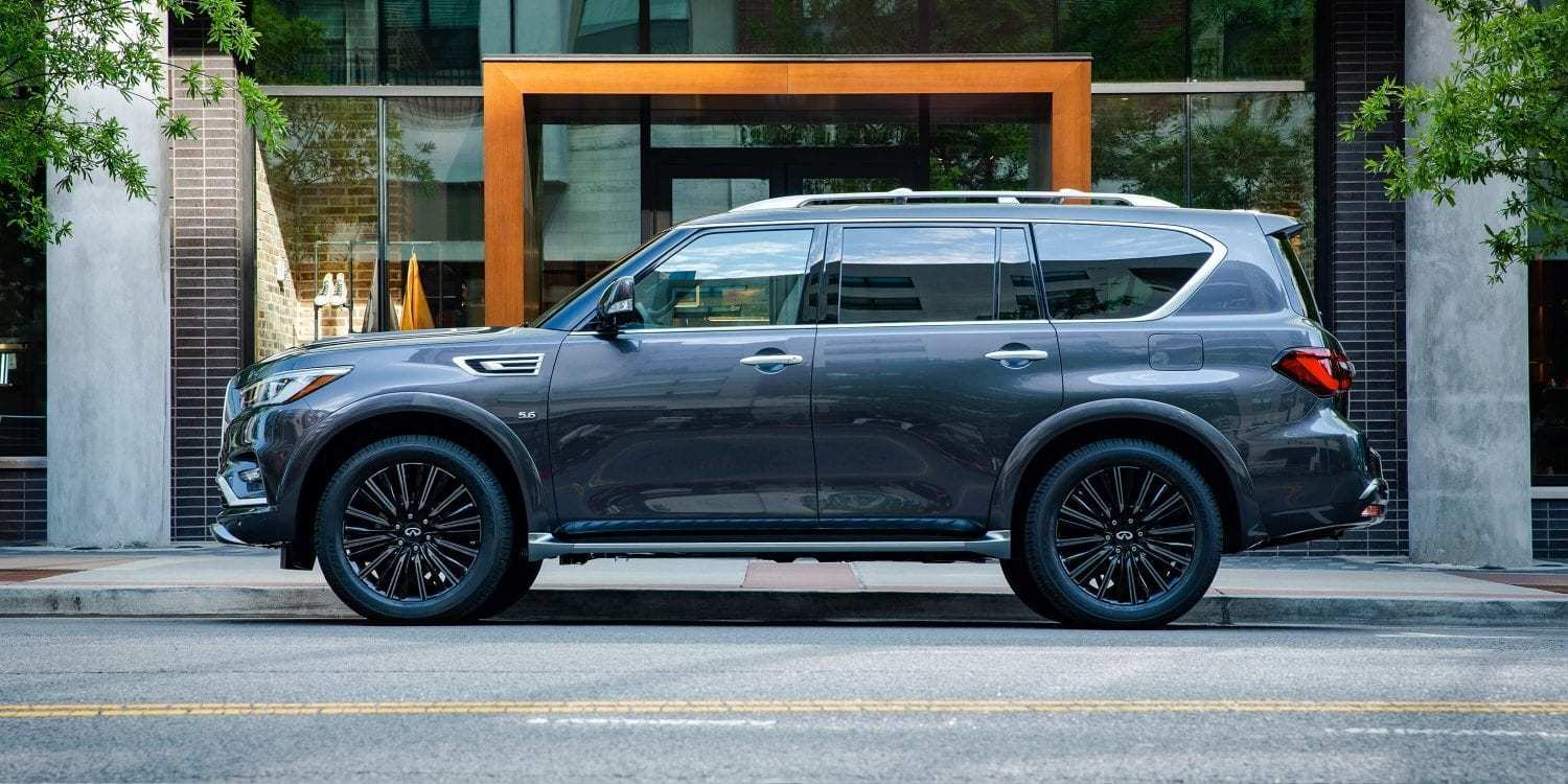 52 New Infiniti Qx80 2019 Overview