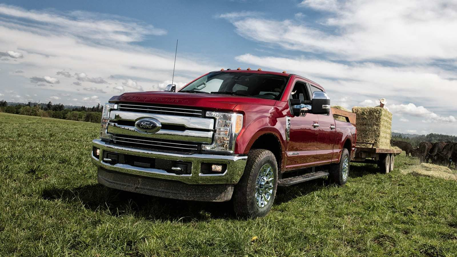 52 The 2019 Ford 2500 Overview