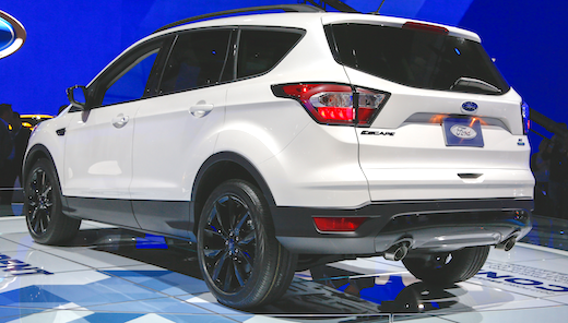 52 The 2019 Ford Escape Hybrid Performance And New Engine