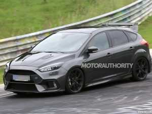 52 The 2019 Ford Focus Rs500 Concept and Review