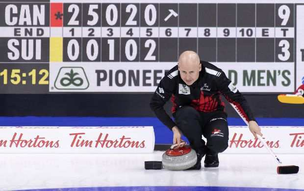 52 The 2019 Ford World Mens Curling Spesification