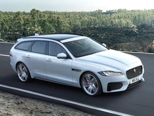 52 The 2019 Jaguar Station Wagon Model