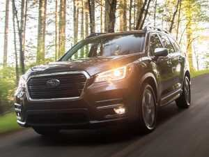 52 The 2019 Subaru Ascent Mpg Review