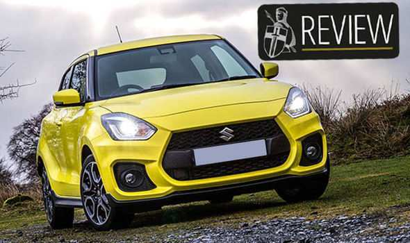 52 The 2019 Suzuki Swift Sport Specs Spy Shoot