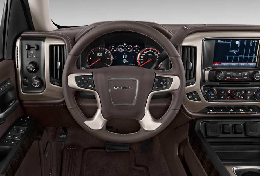 52 The 2020 Gmc Hd Interior First Drive