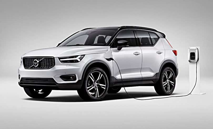52 The 2020 Volvo Xc40 Plug In Hybrid Research New