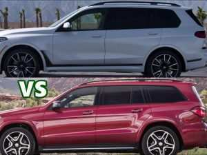 52 The BMW X7 Vs Mercedes Gls 2020 Performance