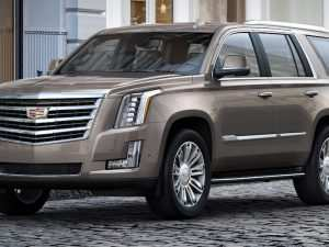 52 The Best 2019 Cadillac Escalade Price Concept