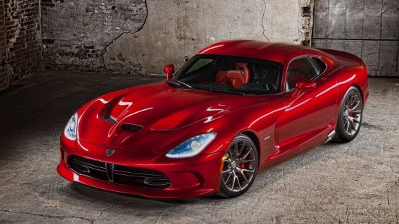 52 The Best 2019 Dodge Viper First Drive