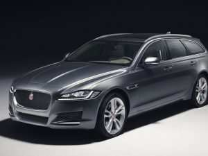 52 The Best 2019 Jaguar Wagon Performance