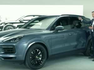 52 The Best 2019 Porsche Cayenne Video Price and Review