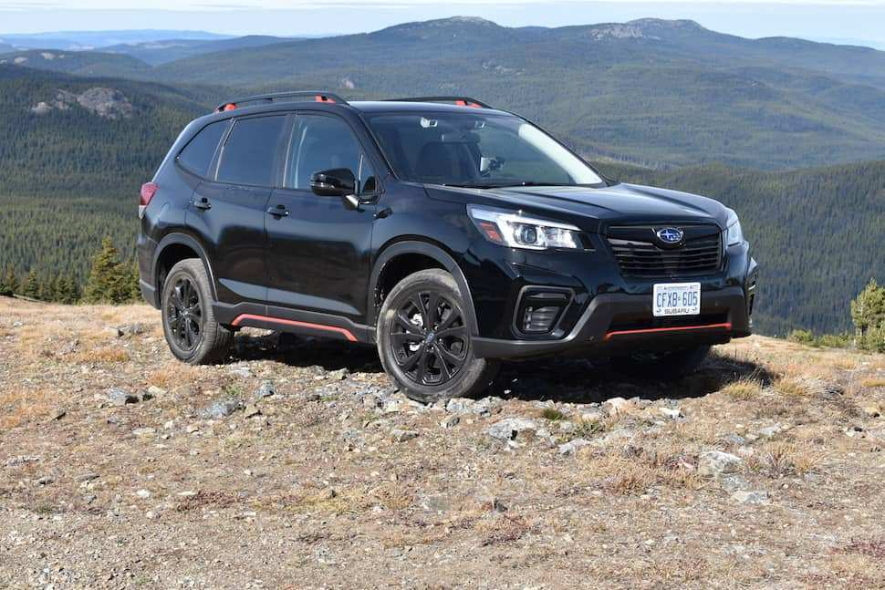 52 The Best 2019 Subaru Forester Sport Wallpaper