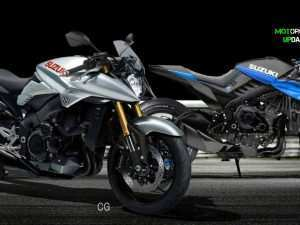 52 The Best 2019 Suzuki Katana Spy Shoot